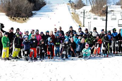 The Big Oak Classic {Ski Race} 2020