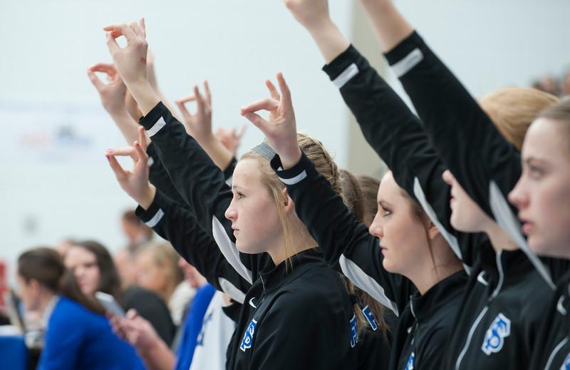 Fremont High School vs West High Girls Bball