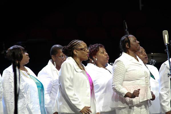 McDonalds Gospelfest 2012