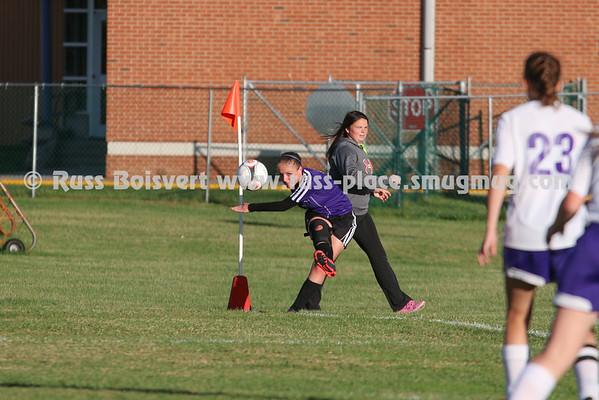 BVT Girls Varsity Soccer at Monty Tech