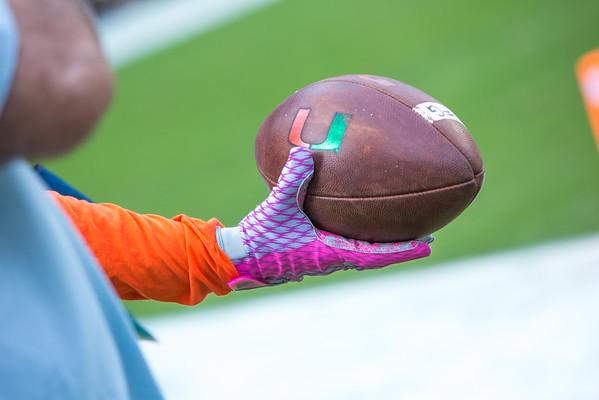 UM Football Game
