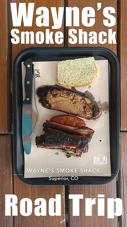 Waynes Smoke Shack Road Trip