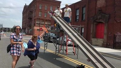 Great Holyoke Brick Race