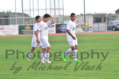 2015 Dixon JV Boys vs. Mesa Verde