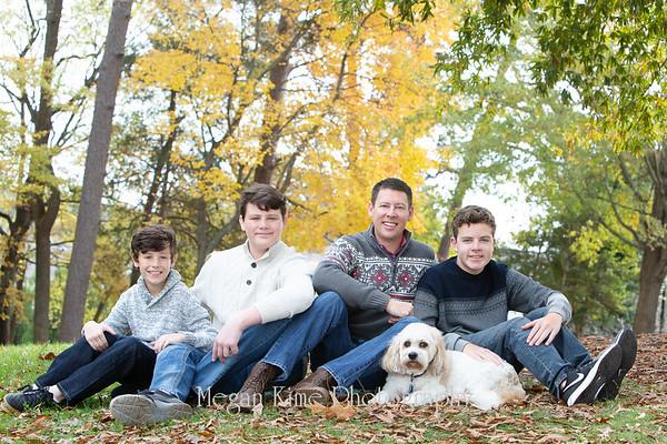 Putnam Family 2018