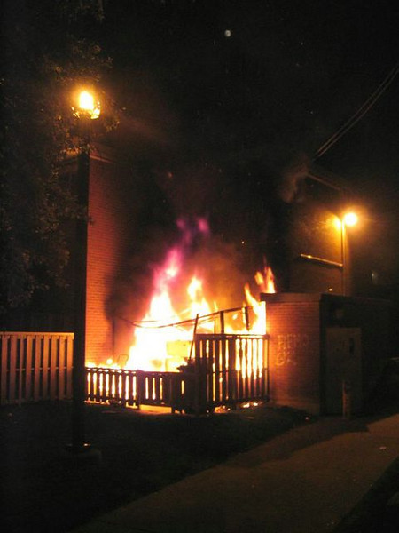 May 21, 2005 - 2nd Alarm - 58 Grenoble Dr.