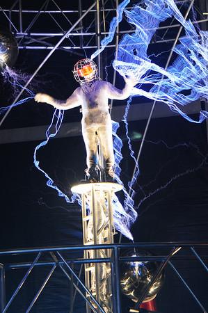 David Blaine - Electrified