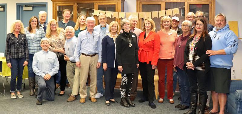November BBSA Meeting and Friendsgiving