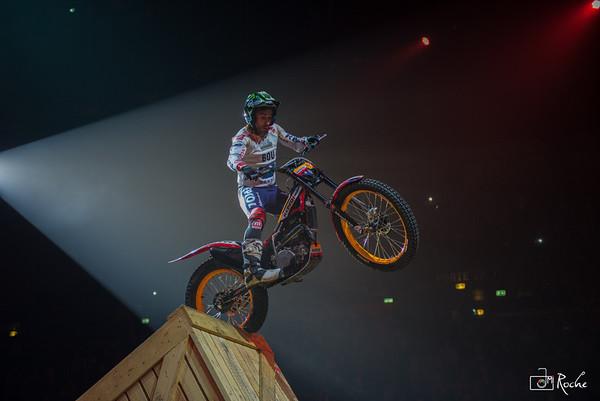 Trial indoor Chambéry 2013