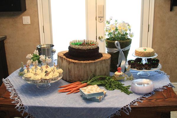 Madee & Molly's 2nd birthday