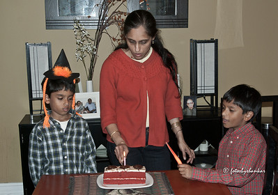 Ruma Birthday 2010
