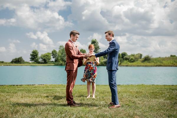 Isaac + Erik: Wedding