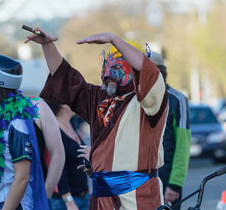 2014 Pie Joust @ Sully's Snowgoose Saloon