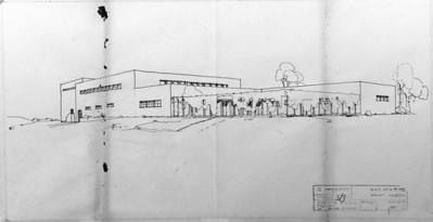 Kfar Yehoshua: Cultural Centre  - 1937
