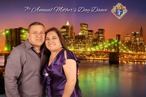Knights of Columbus Mothers Day Dance