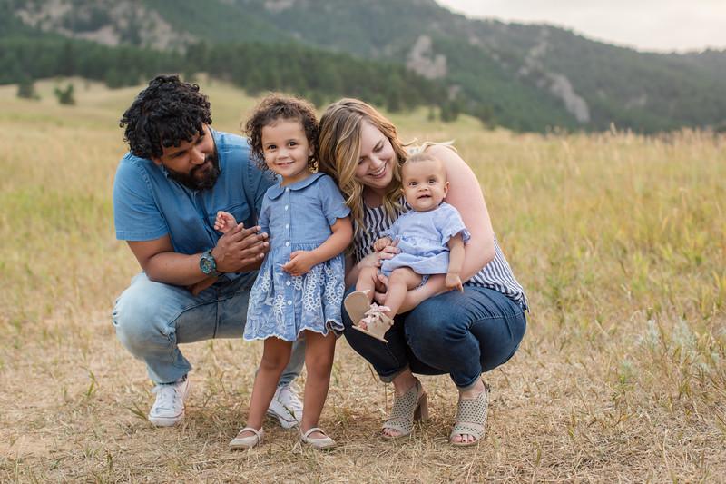 Thompson Family Boulder, CO
