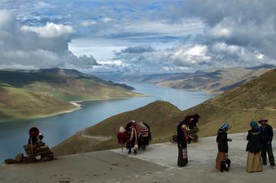 Lhasa - Shigatse, 2. Juli 2013
