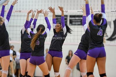 Volleyball: Potomac Falls vs Dominion 8.22.17