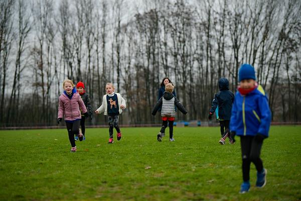 Veldloop Hulshout 6 januari 2019