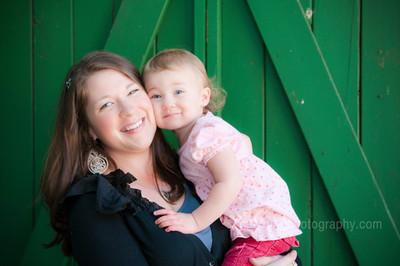 Mauney Family 2011