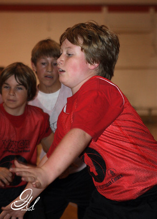 YMCA Timberwolves - 1-12-08