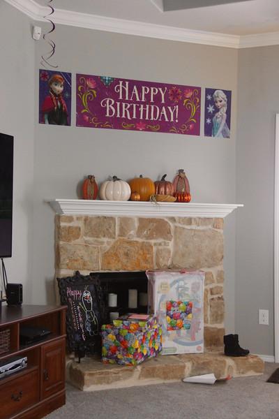 10.04.14 Teagie's 3rd Birthday Party
