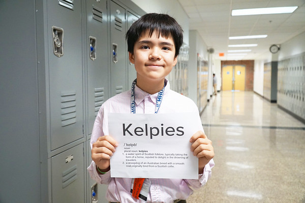 MS Spelling Bee