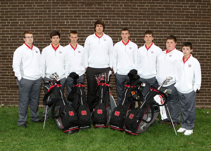 SN Boys Golf 2015