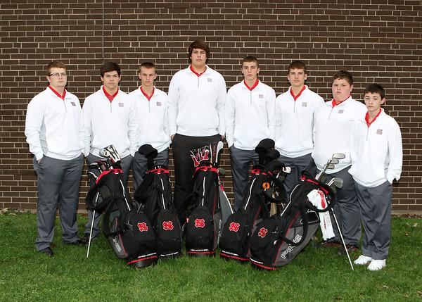 SN Boys Golf Team 2015