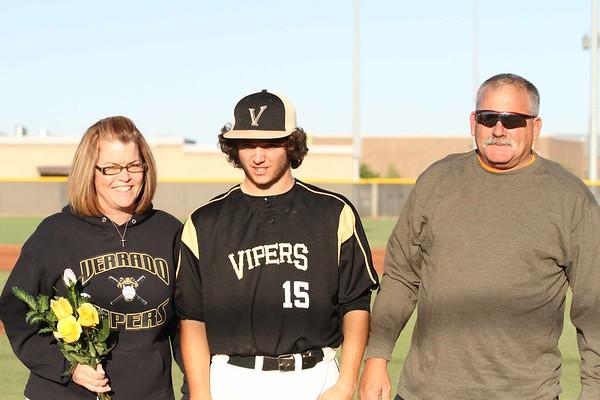 Baseball Verrado vs Shadow 2013
