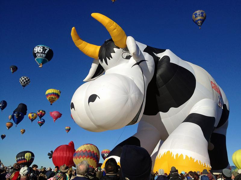 2013 International Balloon Fiesta
