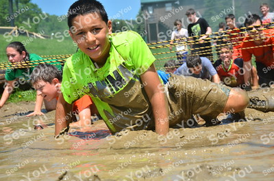 Valley Mud Pit ages 10-12