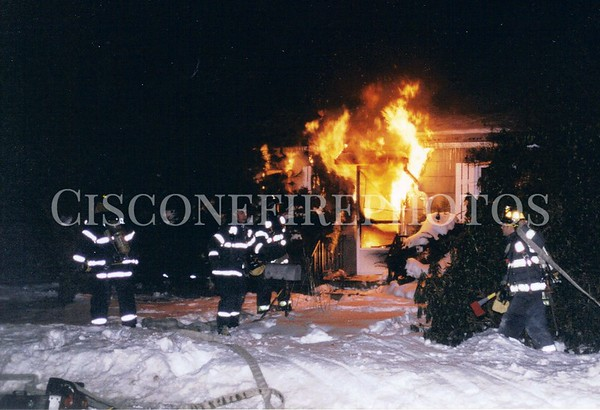 New Haven Fires 2004