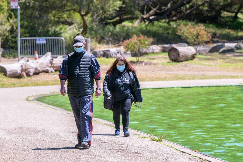 Golden Gate Park - May '20
