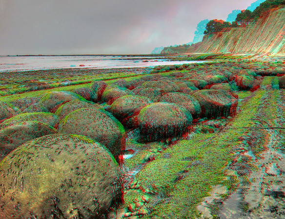 NorCal Getaway - 3D Anaglyph (Glasses Required)