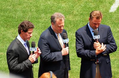 Yankees vs Texas, June 16, 2011