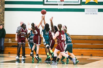 Madison Memorial Girls Basketball - Jan 03, 2014