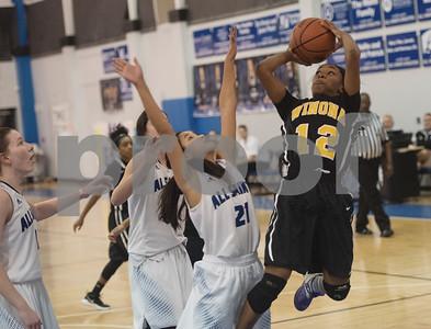 11/30/17 All Saints Episcopal School vs. Winona Girls Basketball by Sarah A. Miller