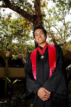 APSA Graduates 2009