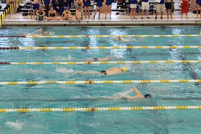 Calvin Swim & Dive Meet vs. GVSU
