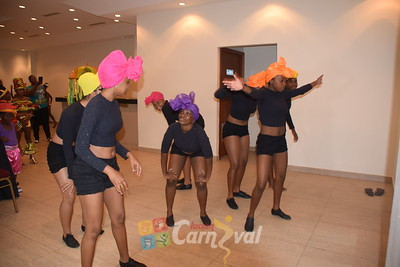 Junior Carnival Press Launch