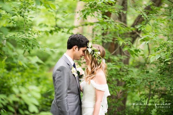 Kristen + Mike's Wedding