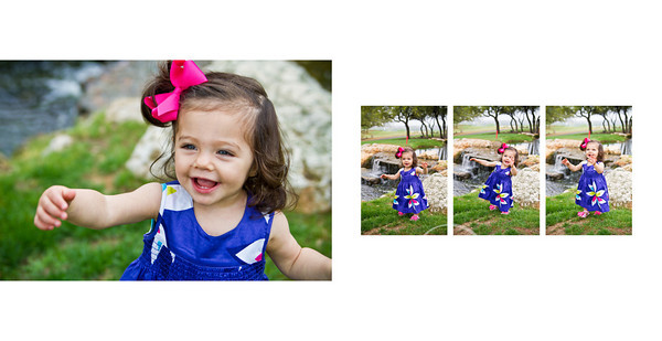 Stella - 1 year - 8x8 book