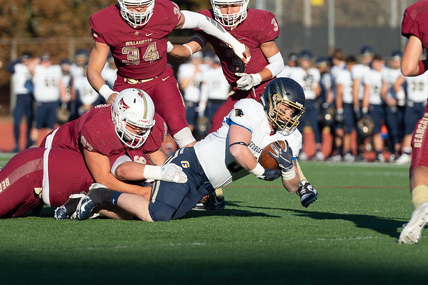 Willamette vs. George Fox - Nov 2, 2019