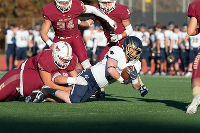 Willamette Football vs. George Fox - Nov 2, 2019