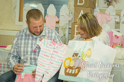 Amy and AJ's Baby Shower