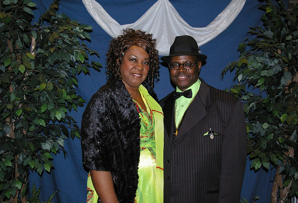 "N.C. Gospel Association Awards Night ""2012"""
