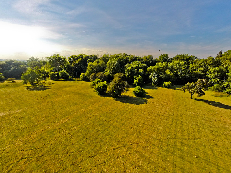 High-noon Summer at the Park 30 : Aerial Photography from Project Aerospace