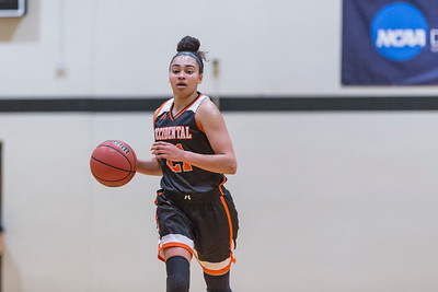 Women Basketball vs Caltech (01-05-2019)