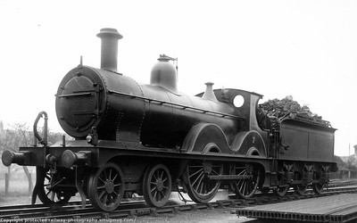 1893 M&GNR Midland & Great Northern Railway